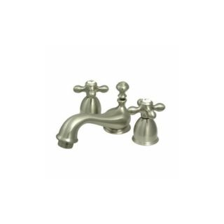 Elements of Design ES3958AX Chicago Mini Widespread Lavatory Faucet