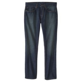 Denizen Mens Straight Fit Jeans 34X34