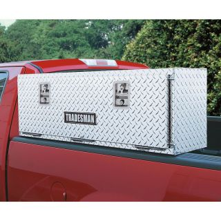 Tradesman Top Mount Tool Box Multicolor   TALTM72, 72L inches