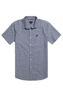 Mens Rvca Shirts   Rvca Thatll Do Oxford Woven Shirt