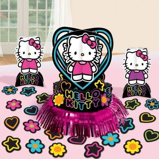 Hello Kitty Tween Table Decorating Kit