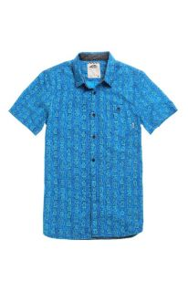 Mens Vans Shirt   Vans Clayton Short Sleeve Woven Shirt