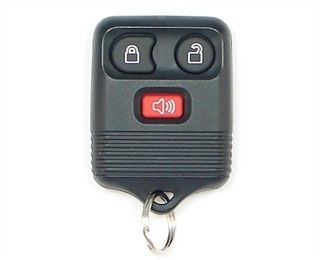 2008 Ford Econoline E Series Keyless Entry Remote