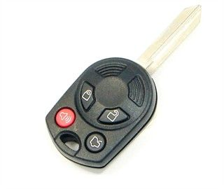 2009 Lincoln MKZ Keyless Entry Remote key