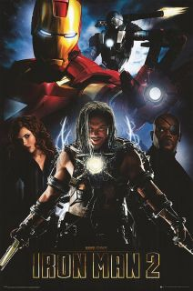 Iron Man 2 Original Movie Poster