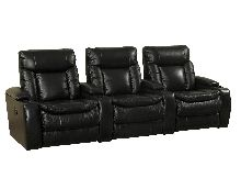 Ariel Home Theater Seat with Power Recline