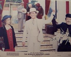 The Worlds Greatest Lover (Original Lobby Card   #8) Movie Poster