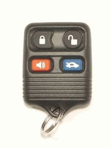 1996 Lincoln Continental Keyless Entry Remote   Used