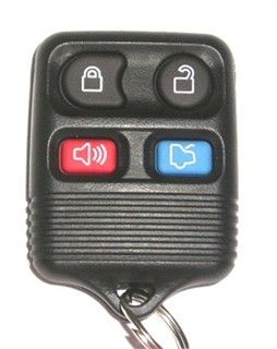 2007 Lincoln Town Car Keyless Entry Remote   Used