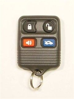 1998 Lincoln Continental Keyless Entry Remote   Used