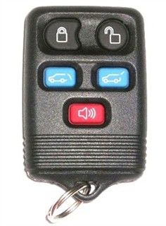 2010 Lincoln Navigator Keyless Entry Remote w/ liftgate   Used