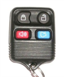 2011 Ford Crown Victoria Keyless Entry Remote   Used