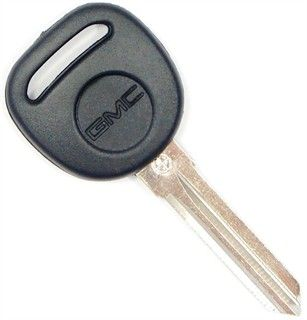 2007 Pontiac Persuit transponder key blank