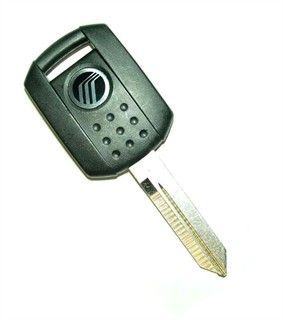 2010 Mercury Grand Marquis transponder key blank