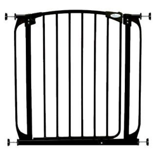 Dreambaby Chelsea Swing Close Gate   Black