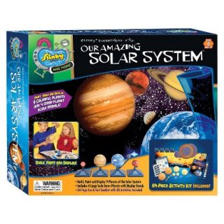 Alex Brands Scientific Explorer 07100 Our Amazing Solar System Model Kit