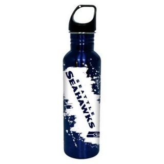 NFL Seattle Seahawks Water Bottle   Blue (26 oz.)