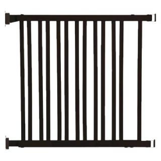 Dreambaby Expandable Wood Gate   Espresso