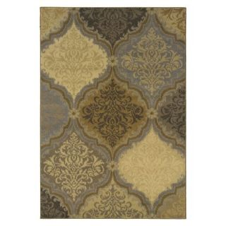 Royal Area Rug   Gold/Gray (710x1010)