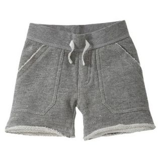 Burts Bees Baby Toddler Boys Board Short   Heather Grey 3T