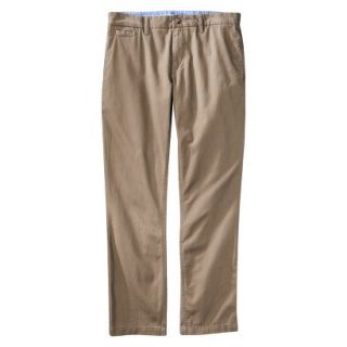 Mossimo Supply Co. Mens Slim Fit Chino Pants   Vintage Khaki 26X28