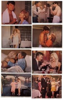 The Secret Life of an American Wife (Original Lobby Card Set) Movie
