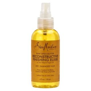 SheaMoisture Raw Shea Butter Reconstructive Finishing Elixir   4 fl oz