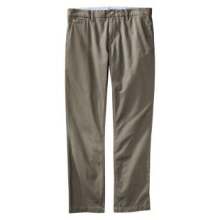 Mossimo Supply Co. Mens Slim Fit Chino Pants   Bitter Chocolate 30x30