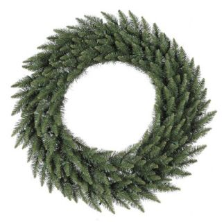 Camdon Fir Wreath   Dark Green (72)