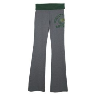 NCAA Womens Oregon Pants   Grey (M)