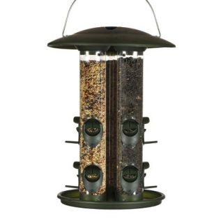 Birdscapes Safari Triple Tube Wild Bird Feeder