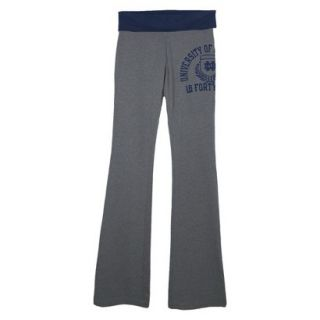 NCAA Womens Notre Dame Pants   Grey (XL)