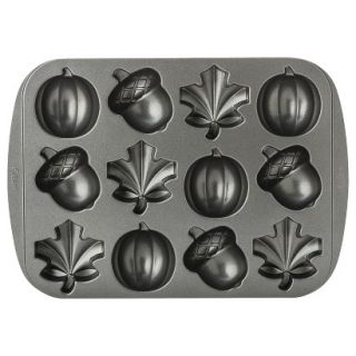 Wilton Cast Aluminium Cookie Mold Pan