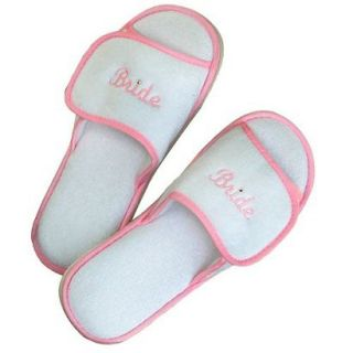 Bride Spa Slippers   M/L