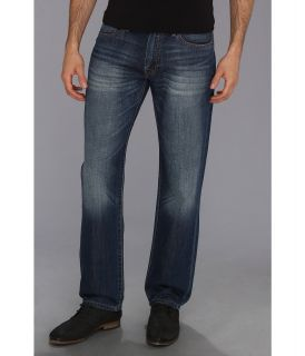 Lucky Brand 221 Original Straight 32 Mens Jeans (Burgundy)