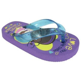 Toddler Girls Doc McStuffins Flip Flop Sandals   Pink 10