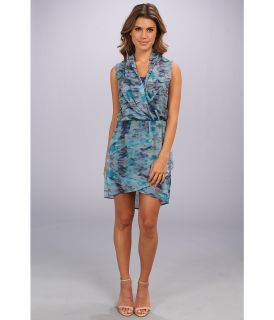 Buffalo David Bitton Athelia Sleeveless Dress Womens Dress (Blue)