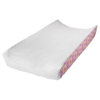 Pink Dawn Changing Pad Cover