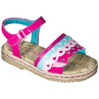 Infant Girls Genuine Kids from OshKosh™ Aesha Slide Sandals   Multicolor 5