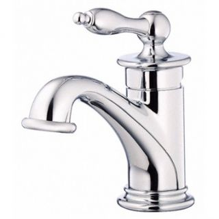 Danze Prince™ Single Handle Lavatory Faucet   Chrome