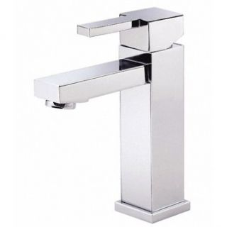 Danze Reef Single Handle Lavatory Faucet   Chrome