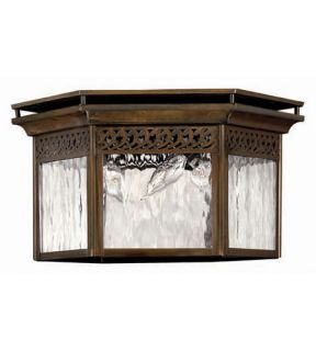 Westwinds 3 Light Outdoor Ceiling Lights in Sienna 2999SN