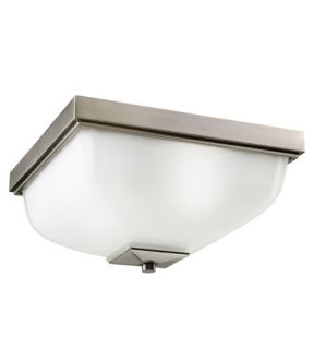 Signature 2 Light Outdoor Ceiling Lights in Antique Pewter 9817AP