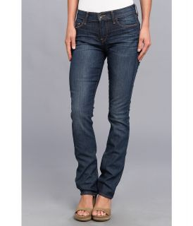 Lucky Brand Sofia Straight in Ol Roosevelt Womens Jeans (Blue)