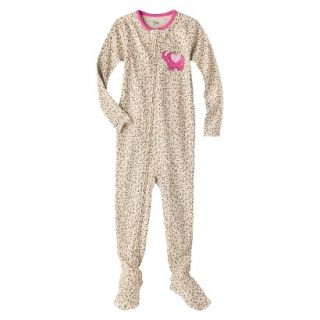 Just One You Made by Carters Infant Toddler Girls 1 Piece Elephant Footed