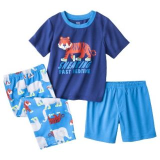 Just One You Made by Carters Infant Toddler Boys 3 Piece Short Sleeve Tiger
