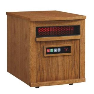 Duraflame 1500 Watt Electric Infrared Quartz Heater   Oak 9HM8000 O107