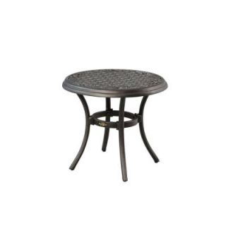 Hampton Bay Santa Maria Patio Side Table APQ12215K01