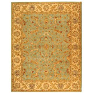 Safavieh Antiquities Teal/Beige Rug Decor