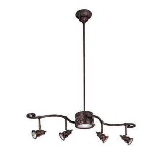 Hampton Bay Kara 5 Light Track Lighting 15561 012